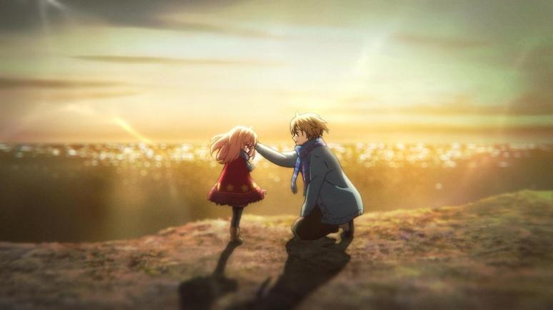 [LadyChan-Rimagi] Kyoukai no Kanata -I'll Be Here- Kako-hen (Filme 1) [BD720p]