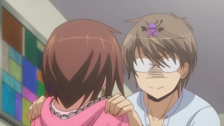 Okusama ga Seitokaichou! - 01